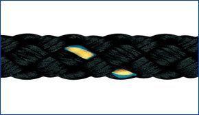 Liros Prestretch  6 mm x 93 m schwarz