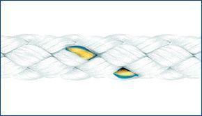 Liros Prestretch 5 mm x 93 m weiss