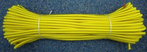 Liros Gummileine 10 mm x 20 m gelb