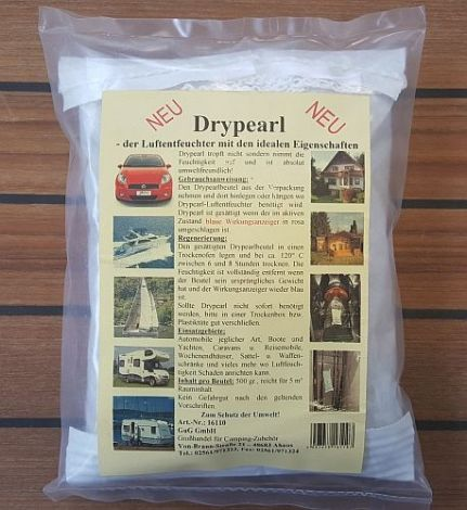 Dry Pearl - Raumentfeucher 500 g