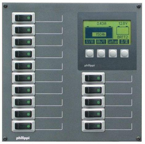 Philippi STV 215 Stromkreisverteiler Serie 200