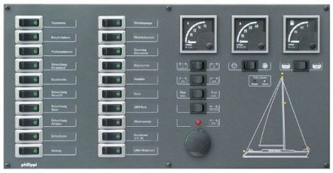Philippi STV 230 Stromkreisverteiler Serie 200