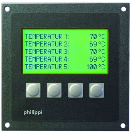 Philippi TMP 5 Temperaturmonitor