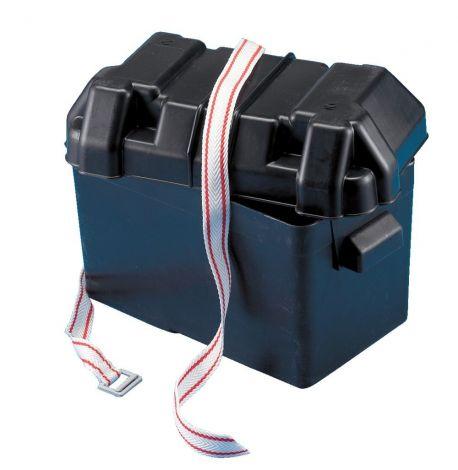 Batteriekasten 355x185x263m