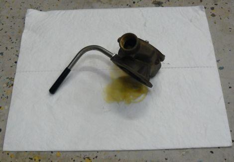 Aufsaugtuch für Öl und Schmiermittel (Lieferung ohne Bauteil)