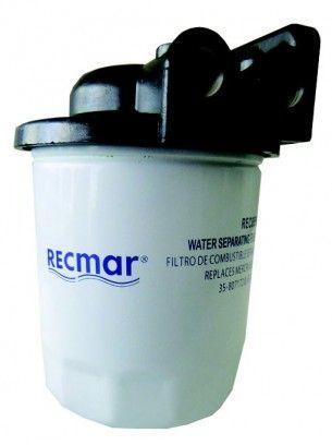 Treibstofffilter 20 Micron, lang inkl. Halterung