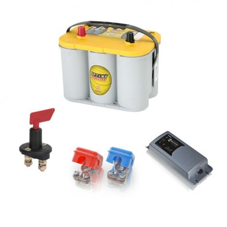 Optima Batteries PowerSet für truma Rangiersystem Mover® SR / XT 4