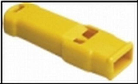 Pfeife orange für Rettungsmittel