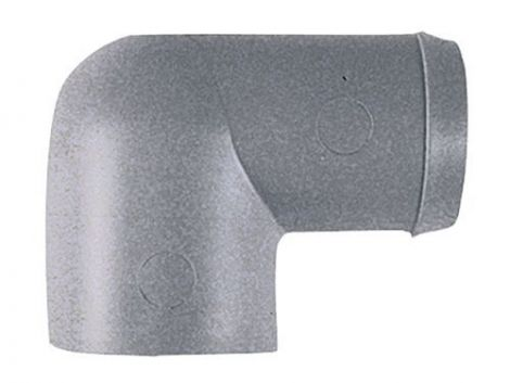 Jabsco Kniestück 90 Grad 38 mm für Handlenzpumpe