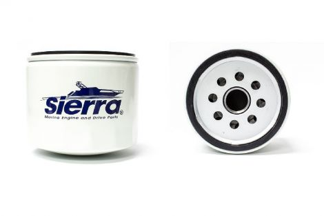 Oelfilter Sierra Marine 18-7824-2, 3852030,3852412,835440,778864,35-866340Q02,35-866340Q03