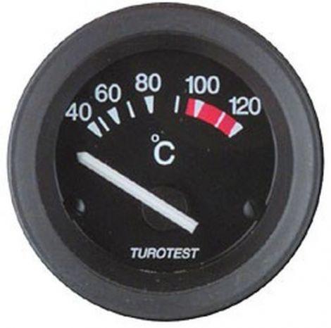 Philippi Temp 120°C Temperaturmesser für Kühlwasser