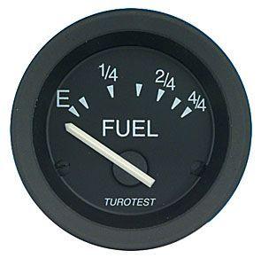 Philippi Fuel 52 Tankanzeige 12V Treibstoff