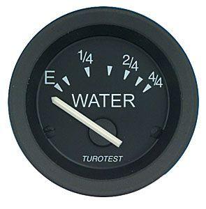 Philippi Water 52 Tankmessung