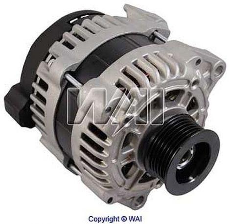 Alternator Lichtmaschine 21513N für Opel, Chevrolet 12V 100A