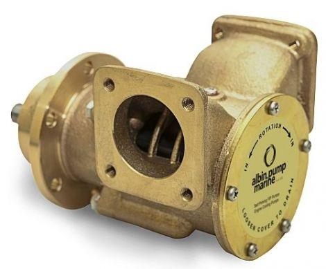 Kühlwasserpumpe 05-01-003 für Volvo Penta, Jabsco 3583112, 845189, 3829313, 866396, 10590-0041
