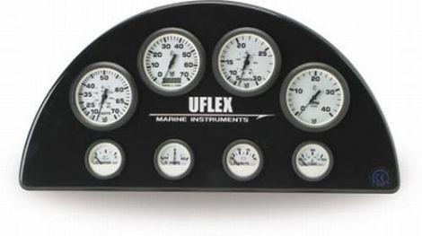 Uflex Ultrawhite SS Tankanzeige weiss