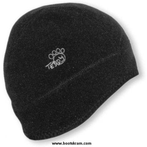 Hiko Sport Teddy Fleece Mütze L/XL schwarz