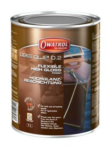 Owatrol DEKS OLJE D2 - 1 Liter