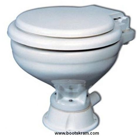 LAVAC POPULAR Bord WC ohne Pumpe
