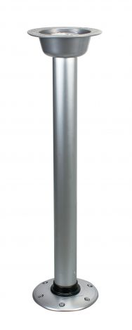 Watski Tischgestell Höhe 680mm, Halteplatte Aluminium