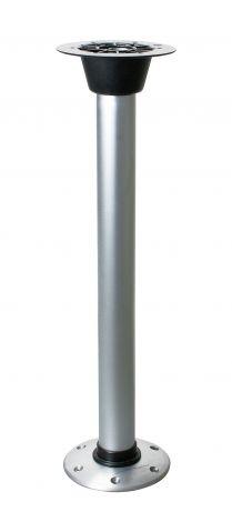 Watski Tischgestell Höhe 680mm, Halteplatte Kunststoff