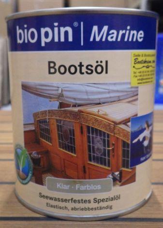 BIOPIN Marine Bootsöl 2,5 Liter