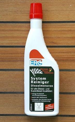 2 x 200 ml ERC Systemreiniger
