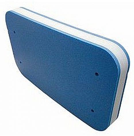 Kissenfender 650 x 300 x 70 mm blau