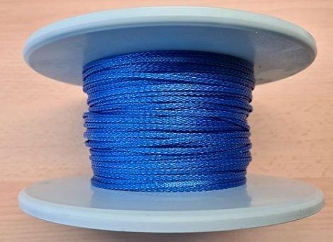 Liros Dyneema Flechtleine  2,5 mm x 94 m blau 450 daN
