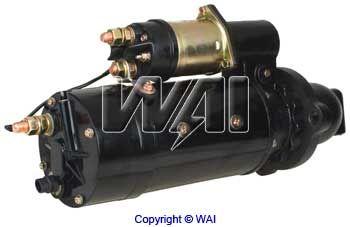 WAI Anlasser 6554N