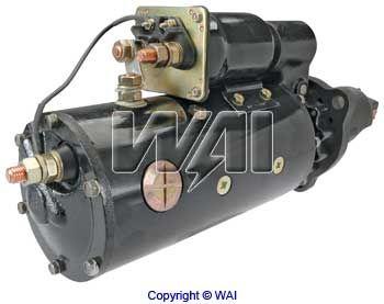WAI Anlasser 4897N