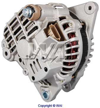 WAI Lichtmaschine 13886N Alternator