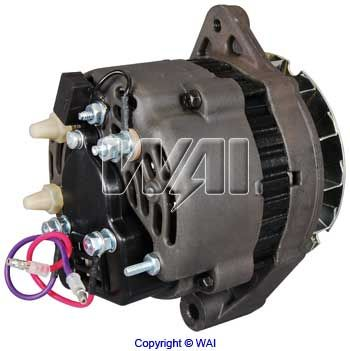 WAI Lichtmaschine 12176N-1G