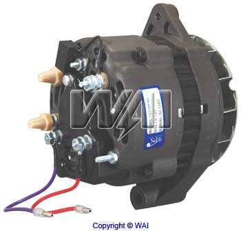 WAI Lichtmaschine 12176N-6G