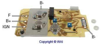 WAI Regler D437P