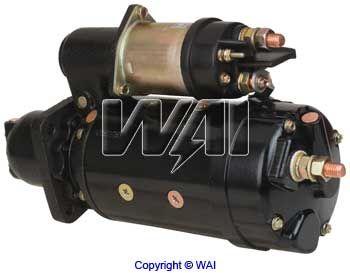 WAI Anlasser 6633N