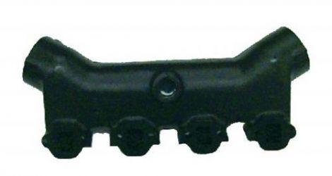 980572, 980959 Auspuffsammler für OMC 175, 190 & 235 Stern Drive Sierra 18-1
