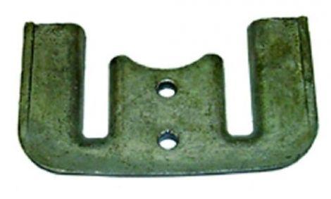 Anodenplatte für MerCruiser 97-821630T1 Bravo Antriebe Sierra 18-6094
