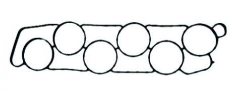 Honda Dichtung Abgassammler 17105-ZY3-004 Ansaugbrücken Sierra Marine Parts 18-0390