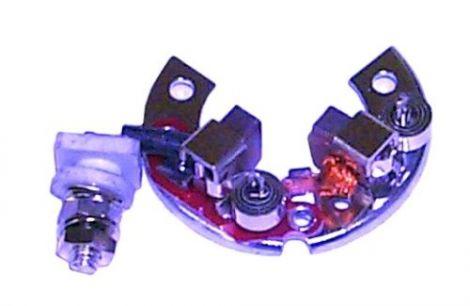 Brush Holder Assembly NISSAN/TOHATSU 30-70 HP 2 Stroke Sierra 18-56002