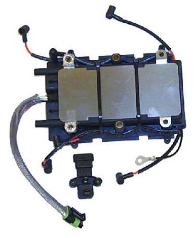 Power Pack, Netzteil & Sensor für Johnson Evinrude 584122, 436367 Sierra 18-5886