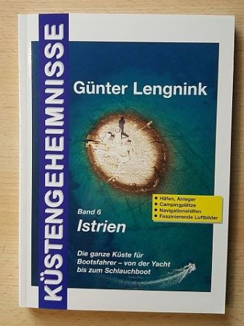 Günter Lengnink Küstengeheimnisse Buch Band 6 , 1.Auflage