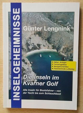 Günter Lengnink Küstengeheimnisse Buch Band 7, 1.Auflage