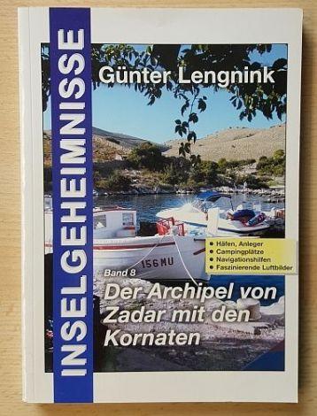 Günter Lengnink Inselgeheimnisse Buch Band 8 1.Auflage