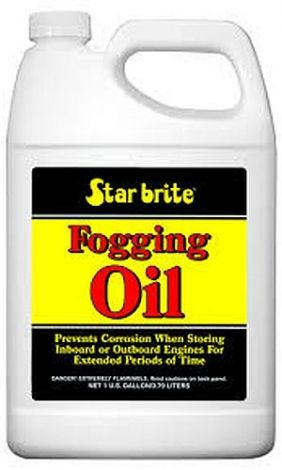 Starbrite Fogging Oil Einwinterungsöl