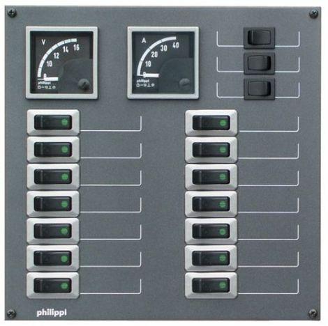 Philippi STV 214 Stromkreisverteiler Serie 200