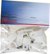 Båtsystem Kunststoffclips zur Montage Stringlight LED