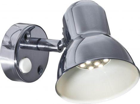 Båtsystem Classic SMD LED Chrom