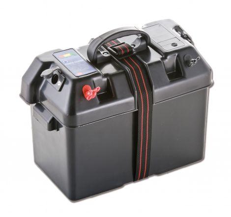 Batteriekasten für Jolle