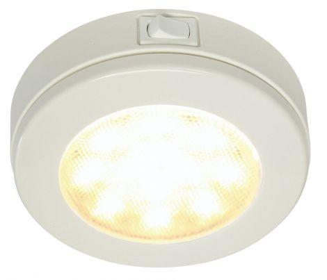 Hella Innenleuchte LED, 115mm, weißes Gehäuse